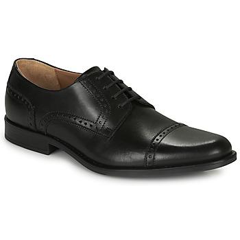 Cipők Férfi Oxford cipők André LORDMAN Fekete