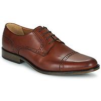 Cipők Férfi Oxford cipők André LORDMAN Barna