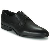 Cipők Férfi Oxford cipők André PLATONIC Fekete