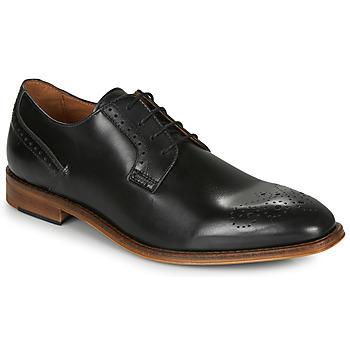 Cipők Férfi Oxford cipők André CLASSIQUE Fekete