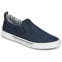 Cipők Férfi Belebújós cipők André SLEEPY Kék