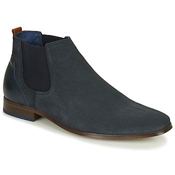 Cipők Férfi Oxford cipők André WALOU Tengerész