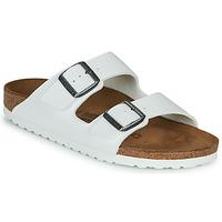 Cipők Női Papucsok Birkenstock ARIZONA Fehér