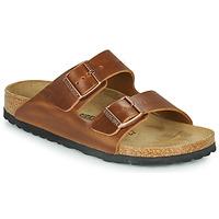 Cipők Papucsok Birkenstock ARIZONA LEATHER Barna
