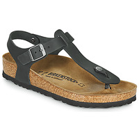 Cipők Női Szandálok / Saruk Birkenstock KAIRO LEATHER Fekete