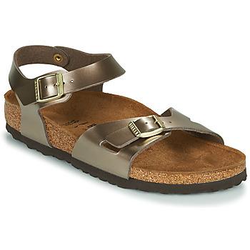 Cipők Női Szandálok / Saruk Birkenstock RIO Bronz