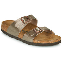 Cipők Női Papucsok Birkenstock SYDNEY Bronz