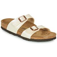 Cipők Női Papucsok Birkenstock SYDNEY Bőrszínű