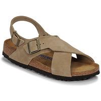 Cipők Női Szandálok / Saruk Birkenstock TULUM SFB LEATHER Tópszínű