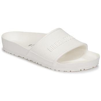 Cipők Férfi Papucsok Birkenstock BARBADOS Fehér