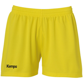 Ruhák Női Rövidnadrágok Kempa Short femme  Classic jaune citron