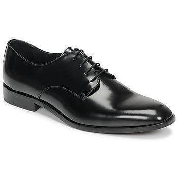 Cipők Férfi Oxford cipők André SOUTHAMPTON Fekete
