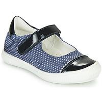 Cipők Lány Balerina cipők  André ISALIE Tengerész
