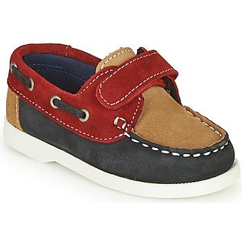 Cipők Fiú Oxford cipők André MALOT Kék