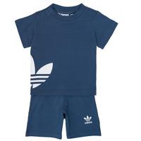 Ruhák Fiú Együttes adidas Originals CYLIA Kék