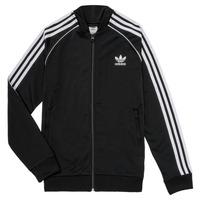 Ruhák Gyerek Melegítő kabátok adidas Originals LYAM Fekete