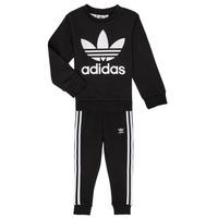Ruhák Gyerek Együttes adidas Originals LOKI Fekete