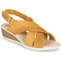 Cipők Női Szandálok / Saruk Damart MAYLO Citromsárga
