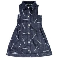 Ruhák Lány Rövid ruhák Emporio Armani Andy Kék