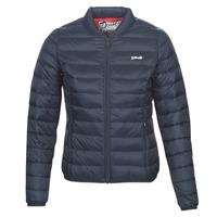 Ruhák Női Steppelt kabátok Schott JKTOAKLANDW Tengerész