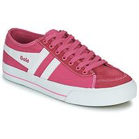 Cipők Női Rövid szárú edzőcipők Gola QUOTA II Rózsaszín / Fehér