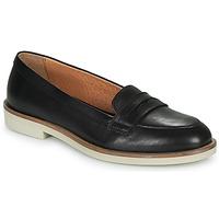 Cipők Női Mokkaszínek André EFIGINIA Fekete