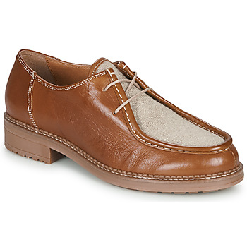 Cipők Női Oxford cipők André ETIENNE Bézs