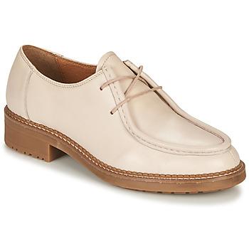Cipők Női Oxford cipők André ETIENNE Fehér
