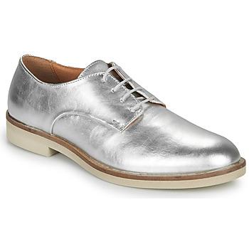 Cipők Női Oxford cipők André EFELIA Ezüst