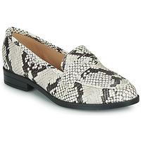 Cipők Női Mokkaszínek André EMERAUDE Bézs