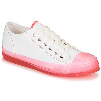 Cipők Női Rövid szárú edzőcipők André HAIZEA Rózsaszín