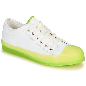 Cipők Női Rövid szárú edzőcipők André HAIZEA Zöld