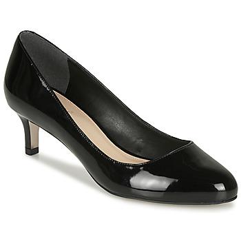 Cipők Női Félcipők André VALERIANE Fekete