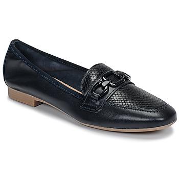 Cipők Női Mokkaszínek André MAYRA Tengerész