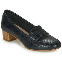 Cipők Női Mokkaszínek André MICHELLE Tengerész