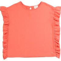 Ruhák Lány Rövid ujjú pólók Carrément Beau LEANA Rózsaszín