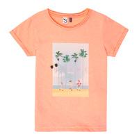 Ruhák Lány Rövid ujjú pólók 3 Pommes LEA Narancssárga