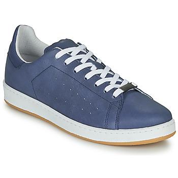 Cipők Férfi Rövid szárú edzőcipők André MATT Kék
