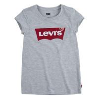 Ruhák Lány Rövid ujjú pólók Levi's BATWING TEE Szürke