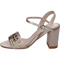 Cipők Női Szandálok / Saruk The Seller sandali raso Beige