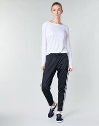 Ruhák Női Futónadrágok / Melegítők adidas Performance W ID 3S Snap PT Fekete