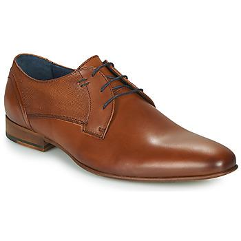 Cipők Férfi Oxford cipők André LAZERMAN Konyak