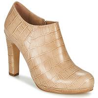 Cipők Női Bokacsizmák Fericelli OMBRETTA Bézs