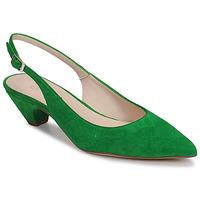 Cipők Női Félcipők Fericelli JEYONCE Zöld