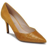 Cipők Női Félcipők Fericelli MARIA Citromsárga