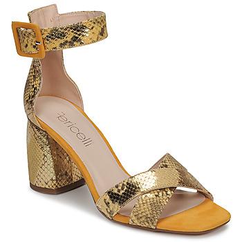Cipők Női Szandálok / Saruk Fericelli JEZI Citromsárga