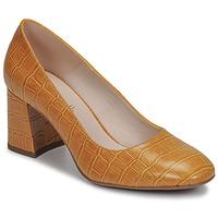 Cipők Női Félcipők Fericelli MARGOT Citromsárga