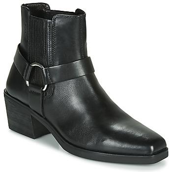 Cipők Női Bokacsizmák Vagabond SIMONE Fekete