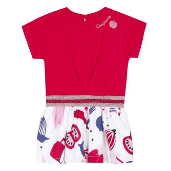Ruhák Lány Rövid ruhák Catimini DAMIANO Piros