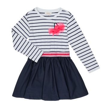 Ruhák Lány Rövid ruhák Catimini BASILE Fehér